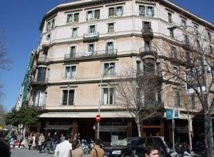 Notaría Bosch-Bages en Paseo de Gracia con calle Diputación